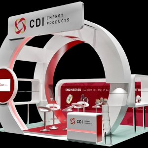 Tradeshow Graphics for CDI Energy Products