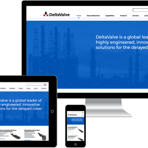 DeltaValve website