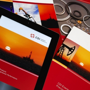 CDI Energy Product - Industrial Brand Identity