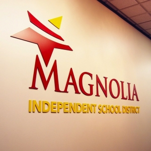 Logo Design for Magnolia I.S.D.
