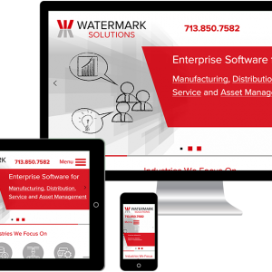 Watermark Solutions website