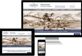 The Chaffin Law Firm website
