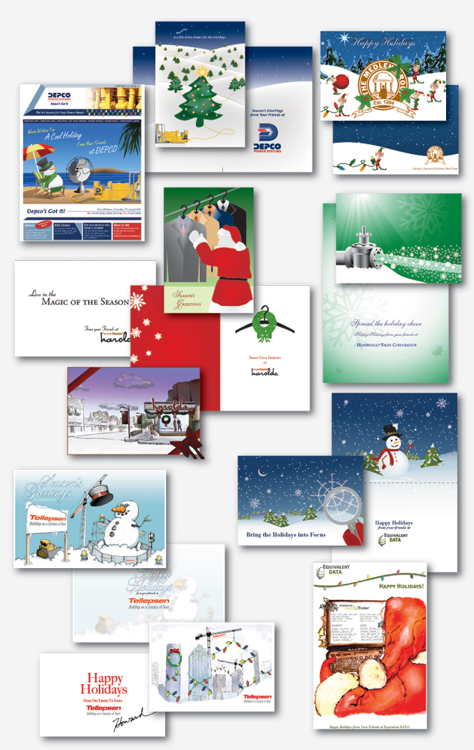 Custom-Holiday-Card-Design
