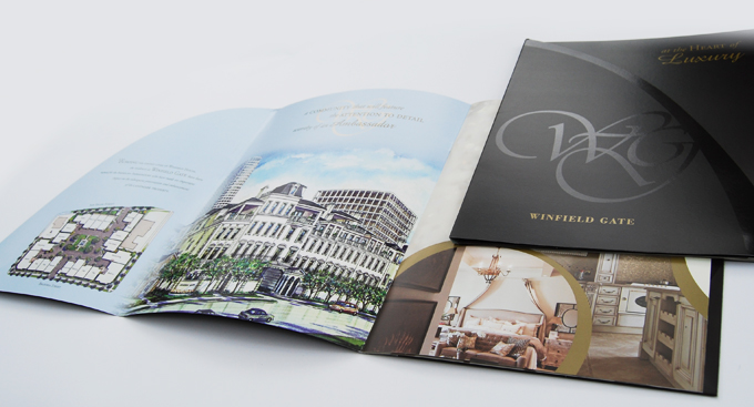 Winfield Gate brochures
